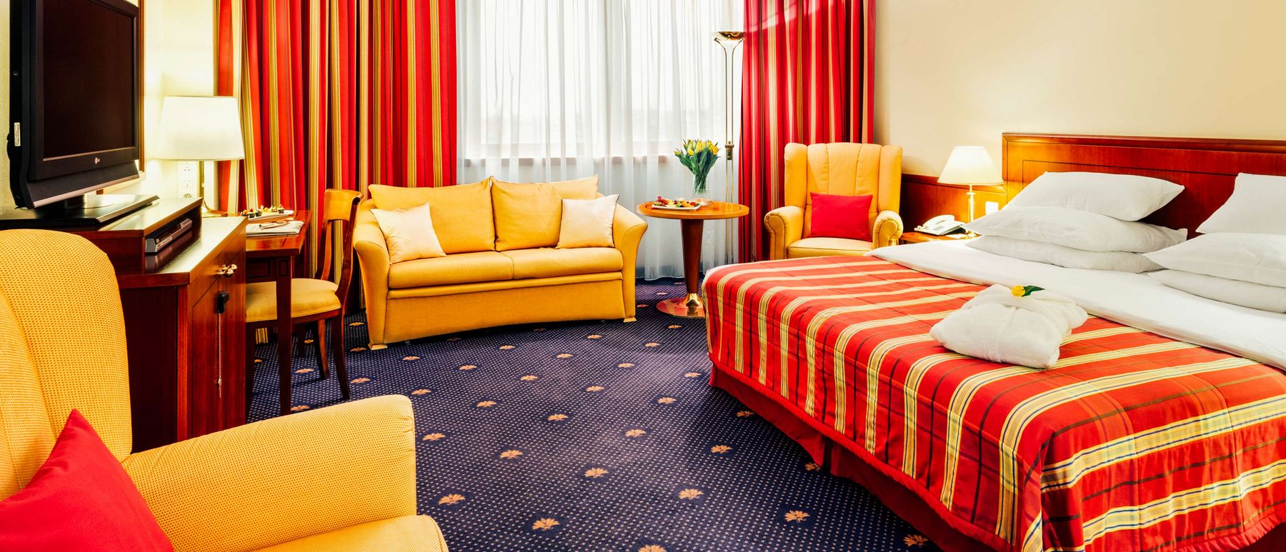 Hotel Vienna House Diplomat fotografie 3