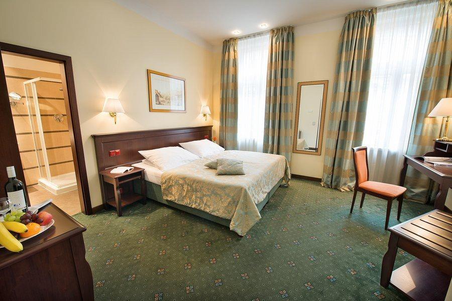 Hotelu EA Downtown Praha 5