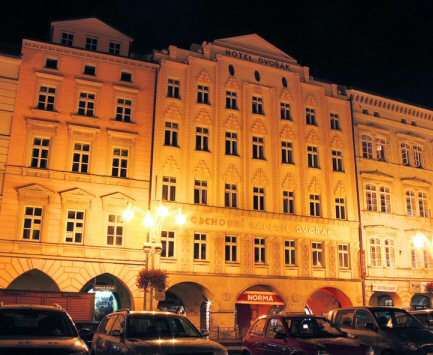 Hotelu Dvořák České Budějovice 5