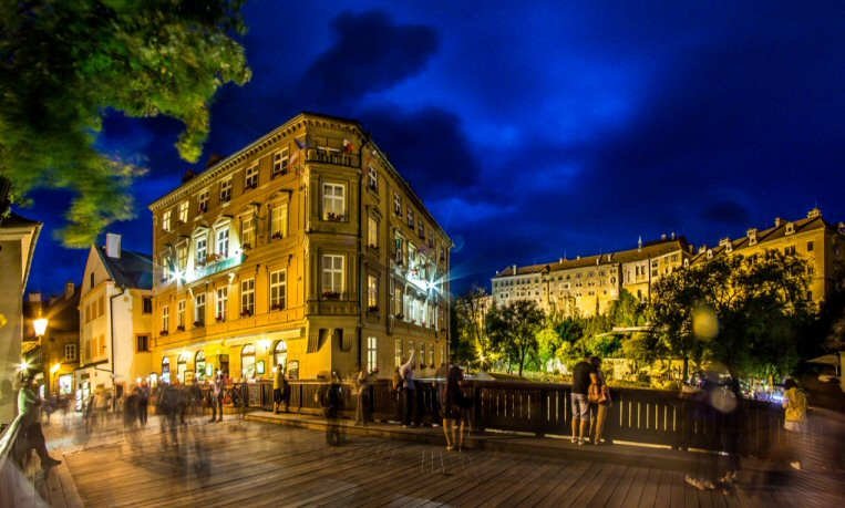 Hotelu Dvořák Český Krumlov 10