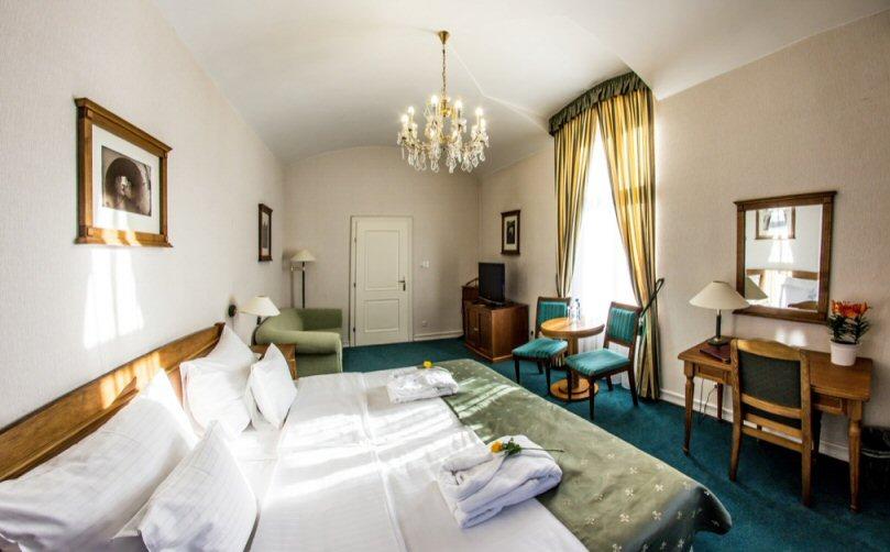 Hotelu Dvořák Český Krumlov 2