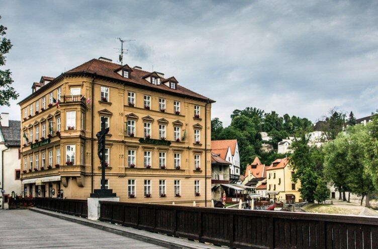Hotelu Dvořák Český Krumlov 3