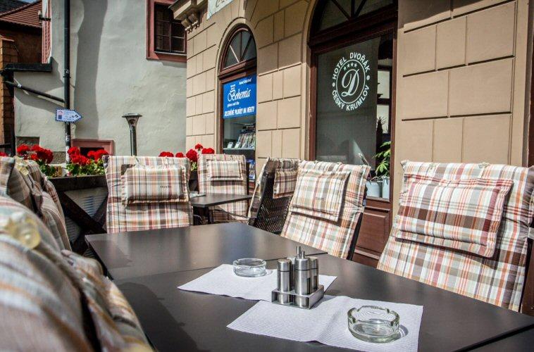 Hotelu Dvořák Český Krumlov 6