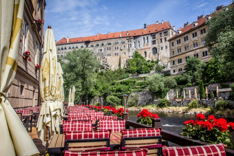 Hotelu Dvořák Český Krumlov 7