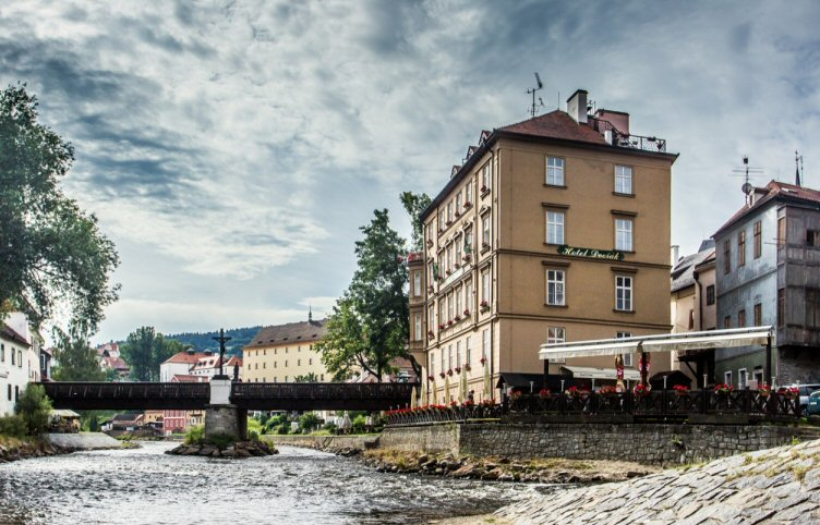 Hotelu Dvořák Český Krumlov 9