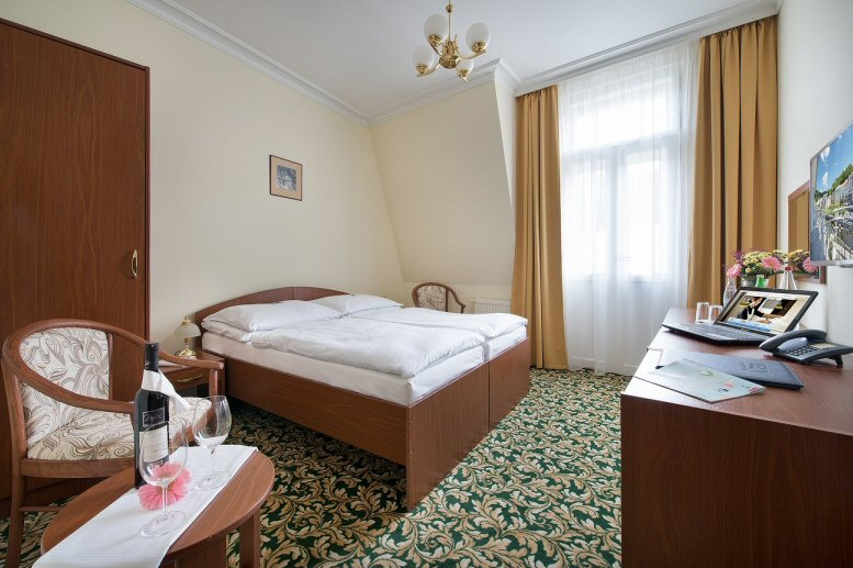Hotelu Elefant Karlovy Vary 1