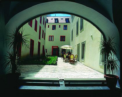 Hotelu Elite Praha 5