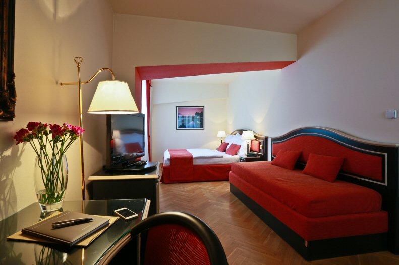 Hotelu Elysee Praha 10