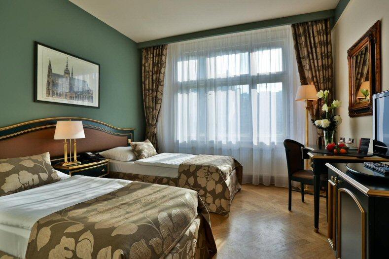Hotelu Elysee Praha 2
