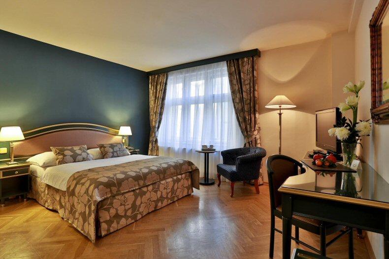Hotelu Elysee Praha 3
