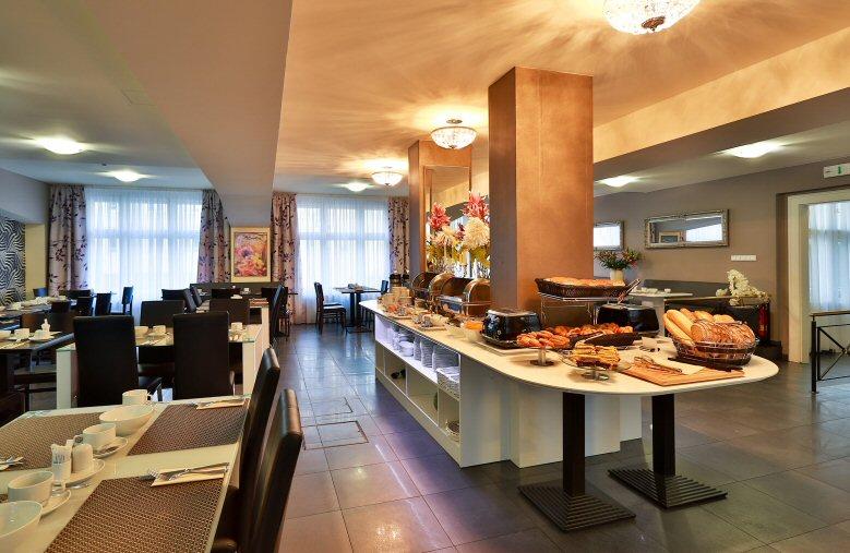 Hotelu Elysee Praha 4