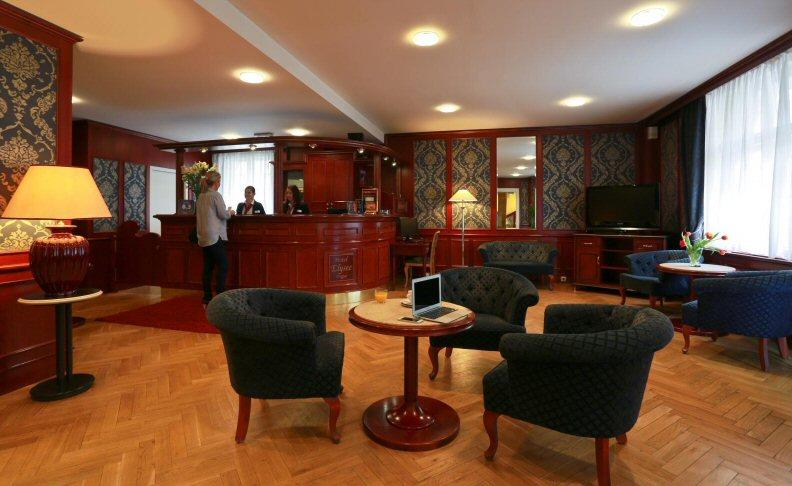 Hotelu Elysee Praha 6