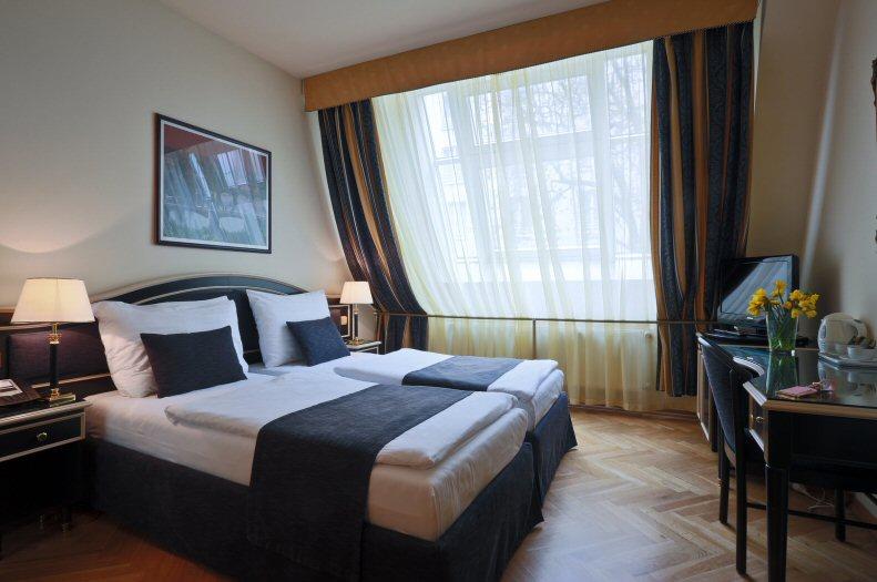 Hotelu Elysee Praha 8