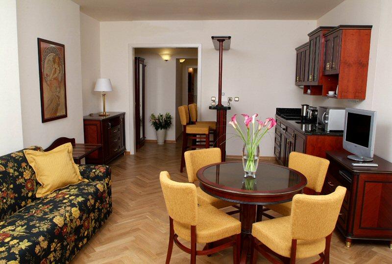 Hotelu Elysee Praha 9