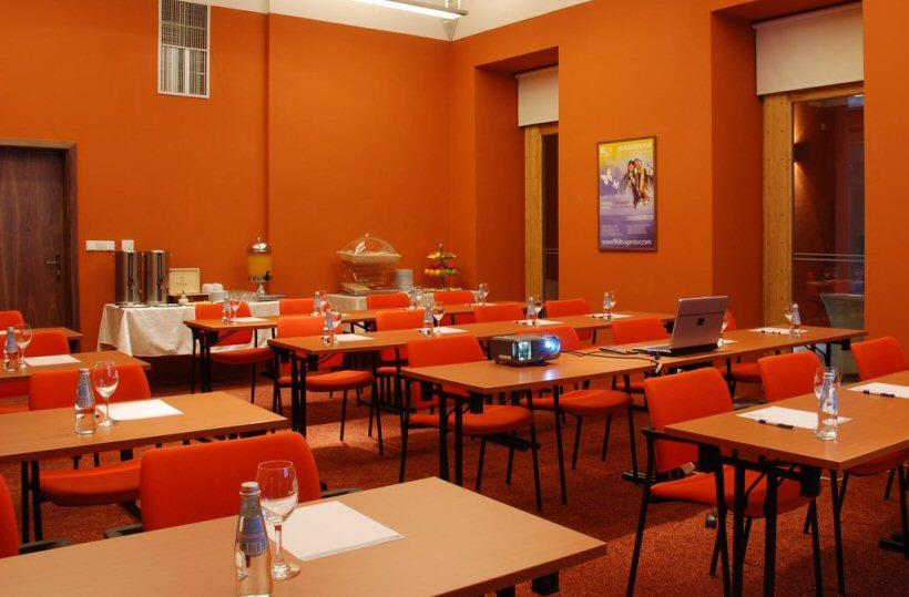 Hotelu Embassy Praha 12
