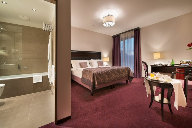 Hotelu Embassy Praha 2