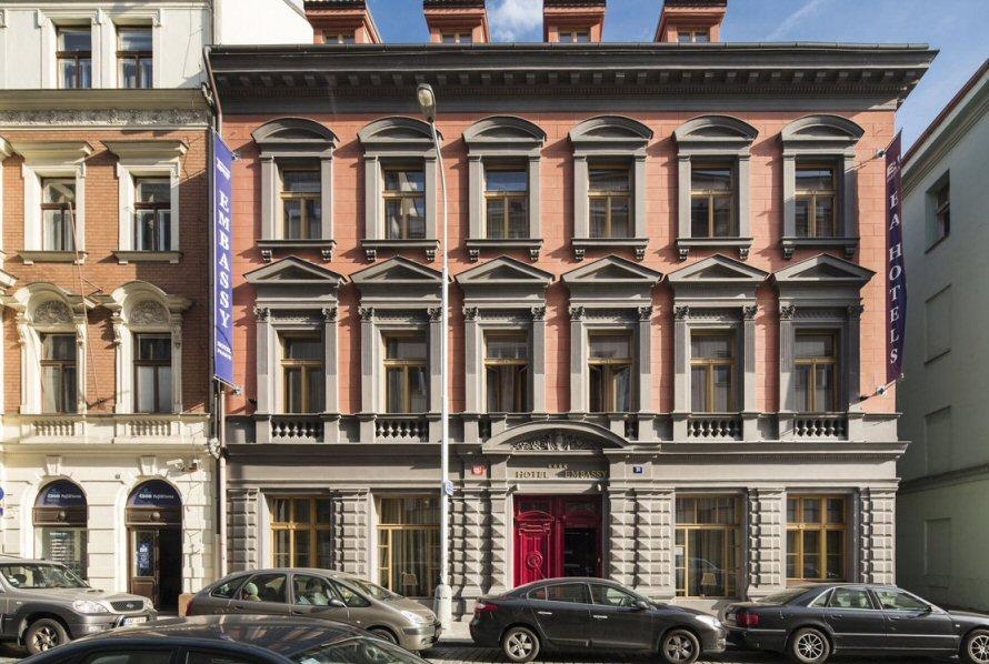 Hotelu Embassy Praha 3