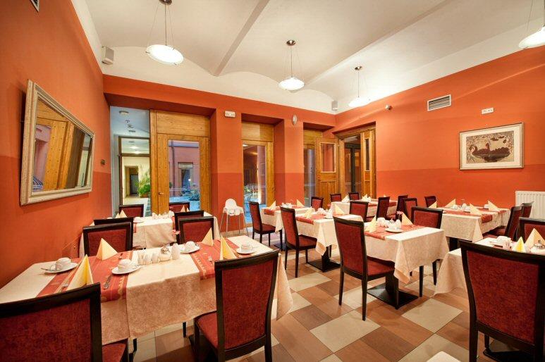 Hotelu Embassy Praha 6