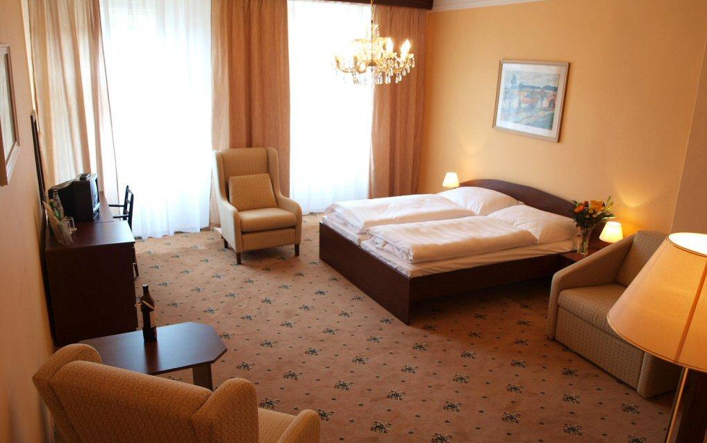 Hotel EA Esplanade I Karlovy Vary