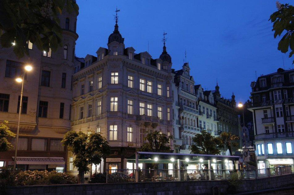 Hotelu EA Esplanade I Karlovy Vary 11
