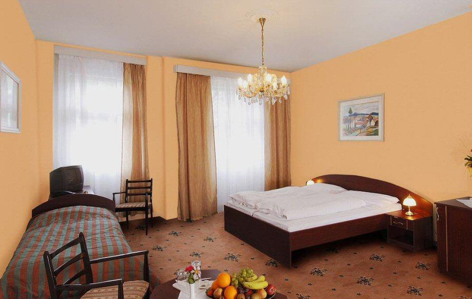 HOTEL ESPLANADE II KARLOVY VARY