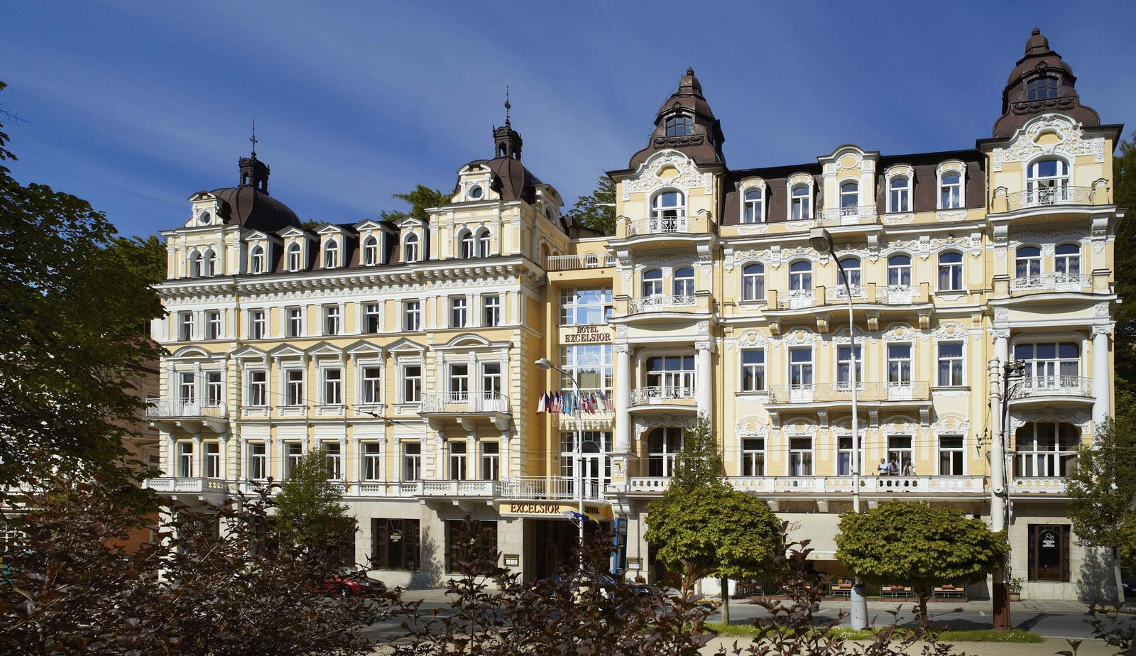Hotelu Excelsior Mariánské Lázně 1