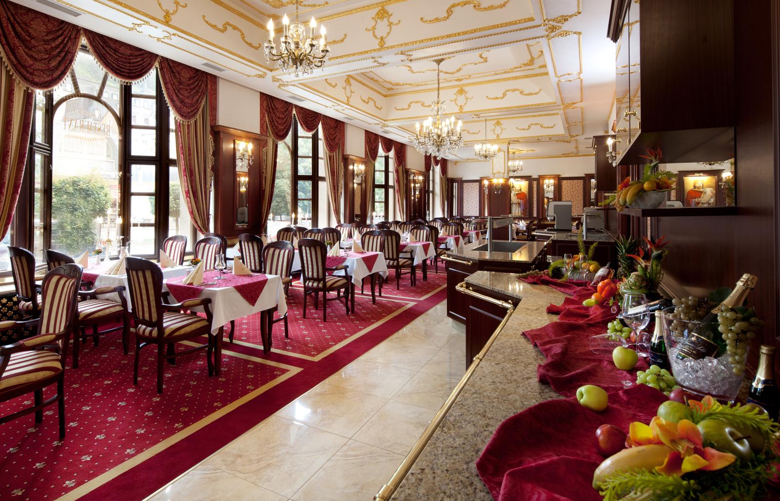 Hotelu Excelsior Mariánské Lázně 10