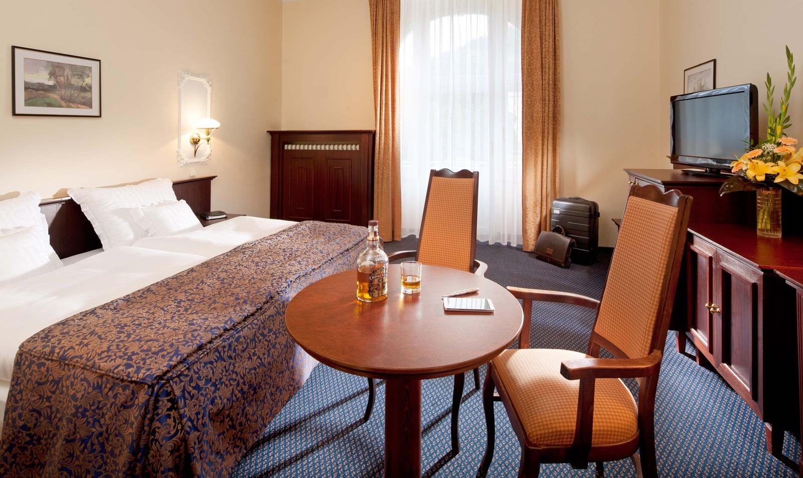 Hotelu Excelsior Mariánské Lázně 2