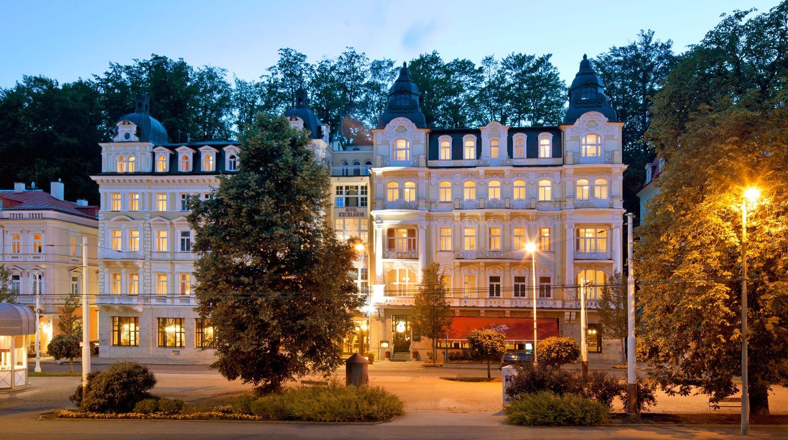 Hotelu Excelsior Mariánské Lázně 4