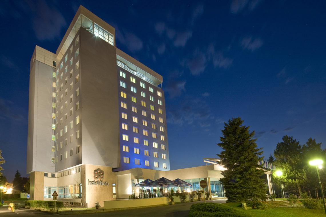 Hotelu Flora Olomouc 1