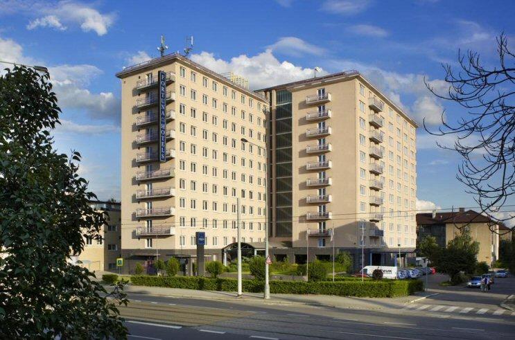 Hotel Fortuna City fotografie 4