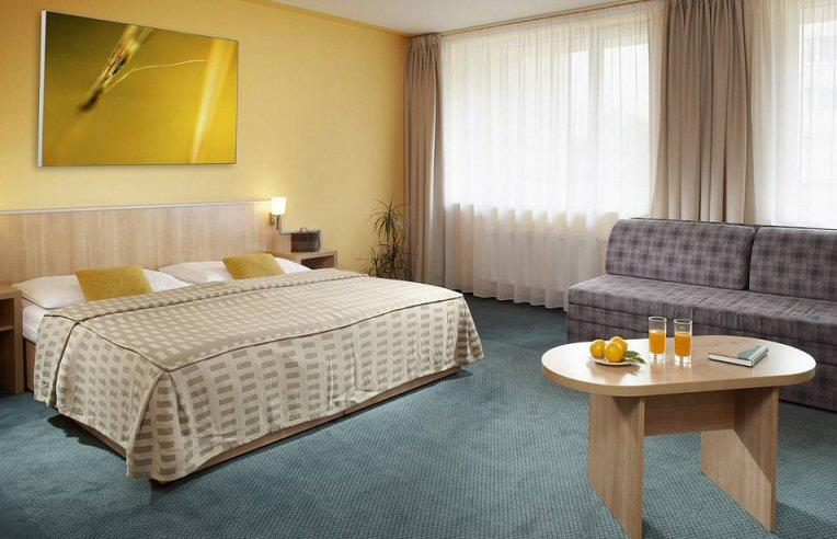 Hotelu Fortuna West Praha 3