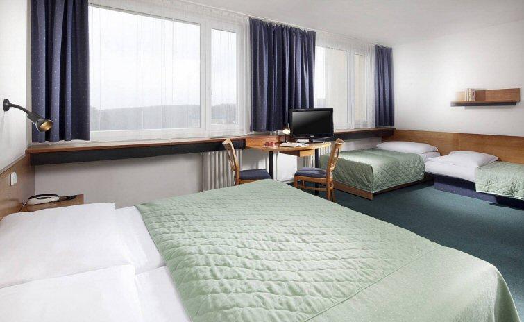 Hotelu Fortuna West Praha 4