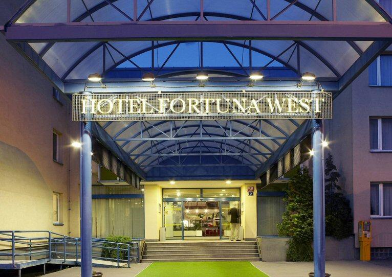 Hotelu Fortuna West Praha 5