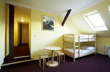 Hostelu Franz Kafka Praha 3