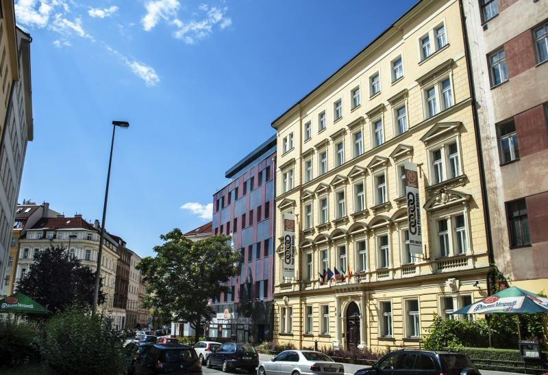 Hotelu Galileo Praha 3