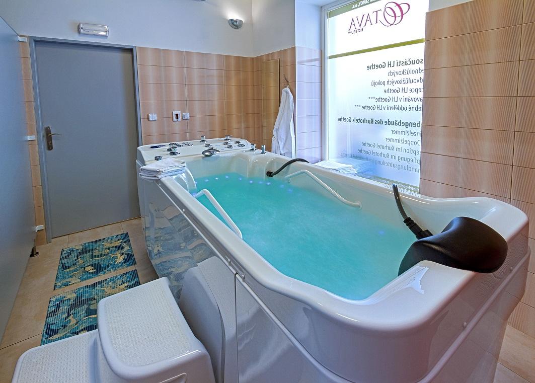 Hotelu Goethe Františkovy Lázně 8