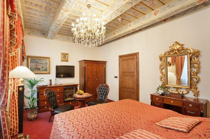 Hotelu Zlatý Strom Praha 3