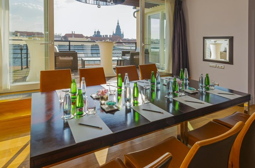 Hotelu The Grand Mark Praha 10