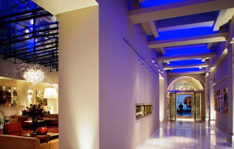 Hotelu The Grand Mark Praha 11