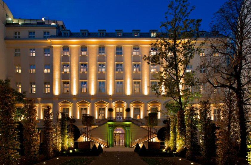 Hotelu The Grand Mark Praha 3