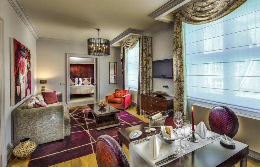 Hotelu The Grand Mark Praha 4