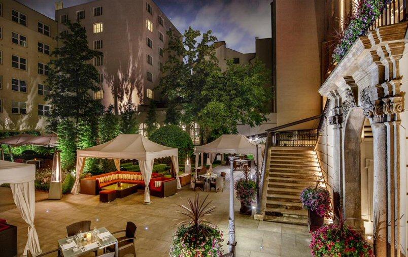 Hotelu The Grand Mark Praha 6
