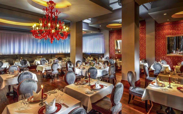 Hotelu The Grand Mark Praha 9