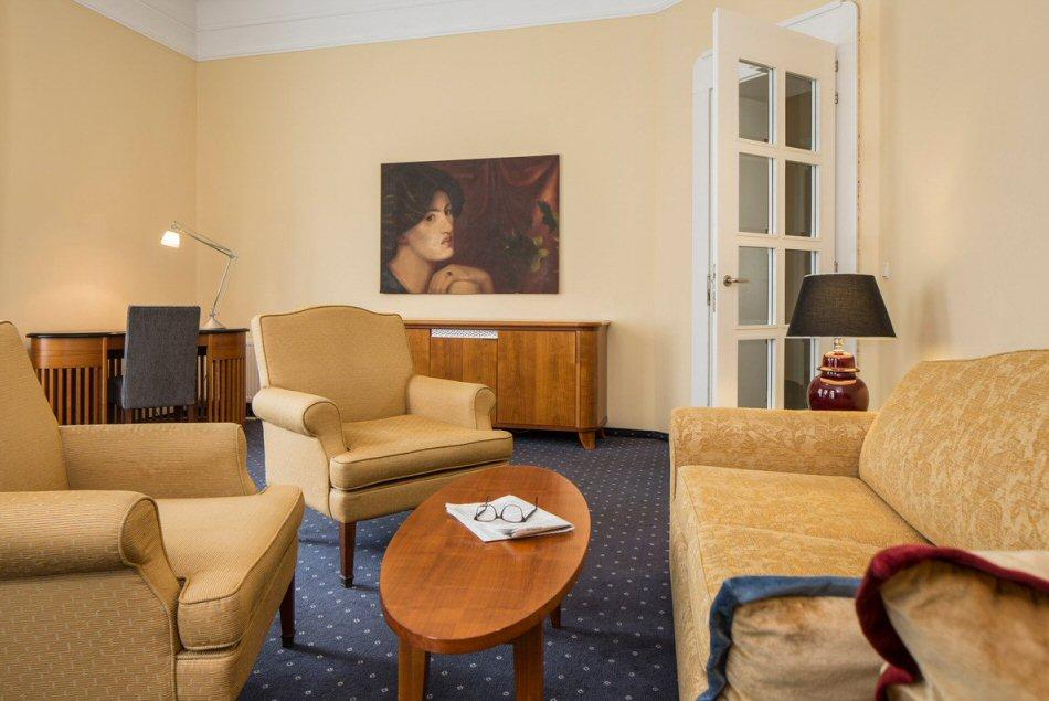Hotelu Grand Spa Mariánské Lázně 10