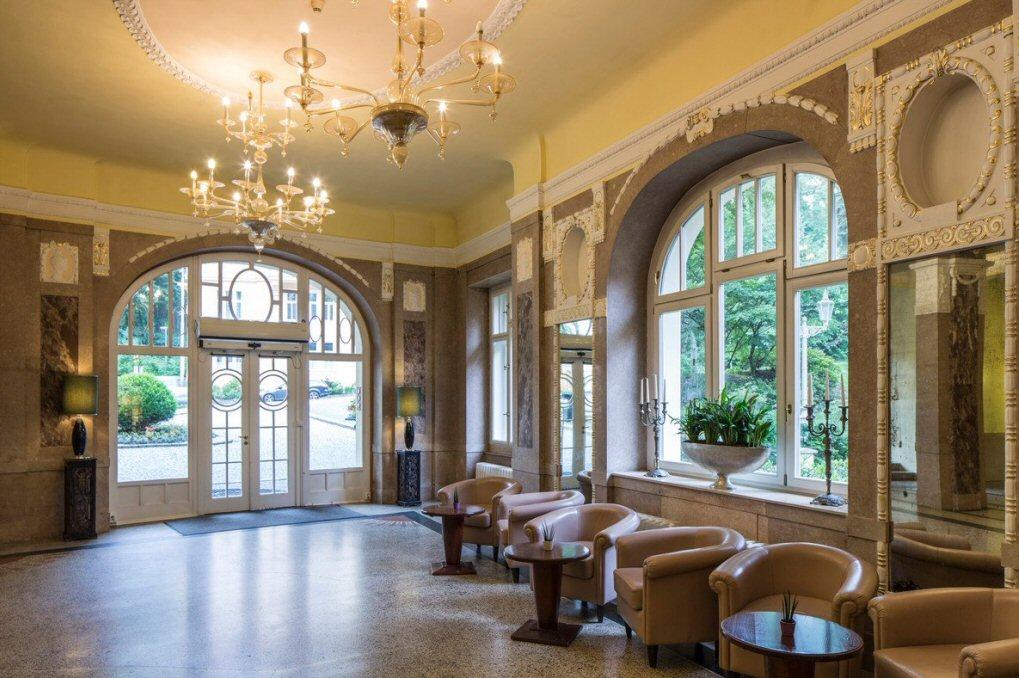 Hotelu Grand Spa Mariánské Lázně 11