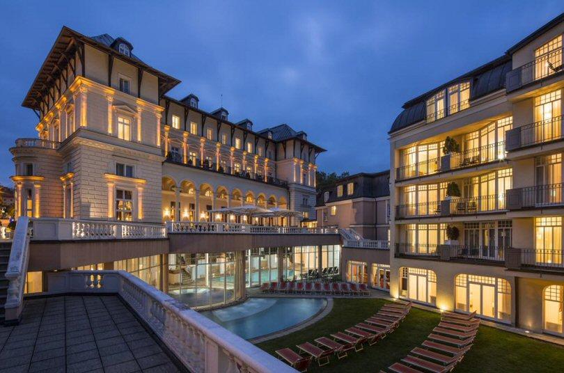 Hotelu Grand Spa Mariánské Lázně 3