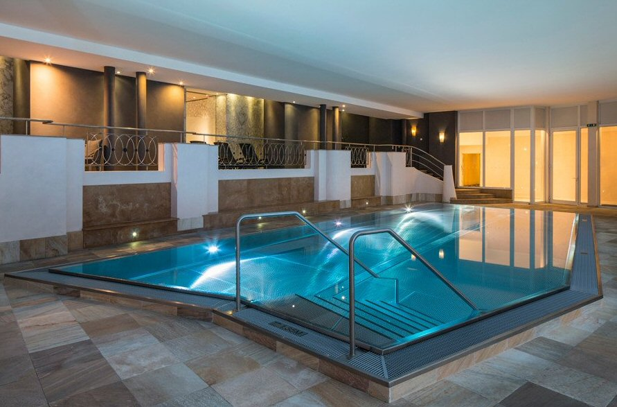 Hotel Grand Spa fotografie 7