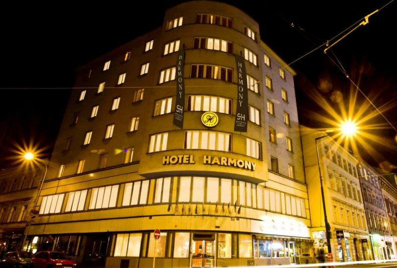 Hotelu Harmony Praha 12