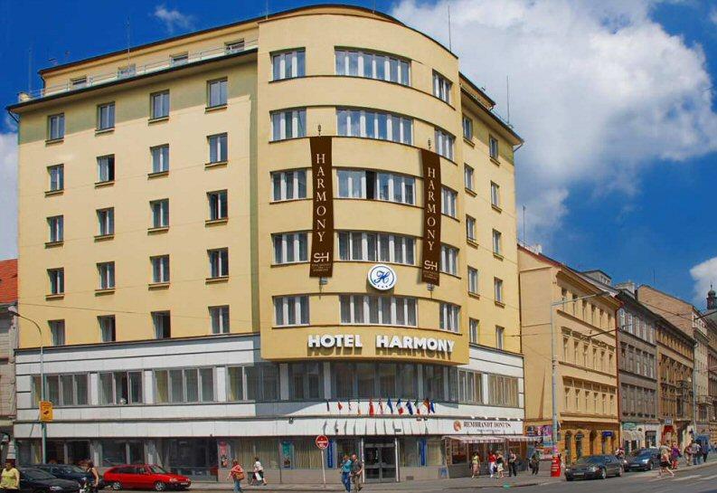 Hotelu Harmony Praha 3